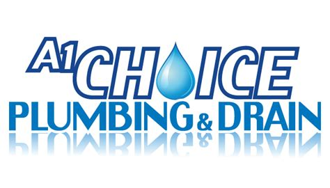 Choice Plumbing by Associated Contractors Kelowna A1 Choice Plumbing Logo
