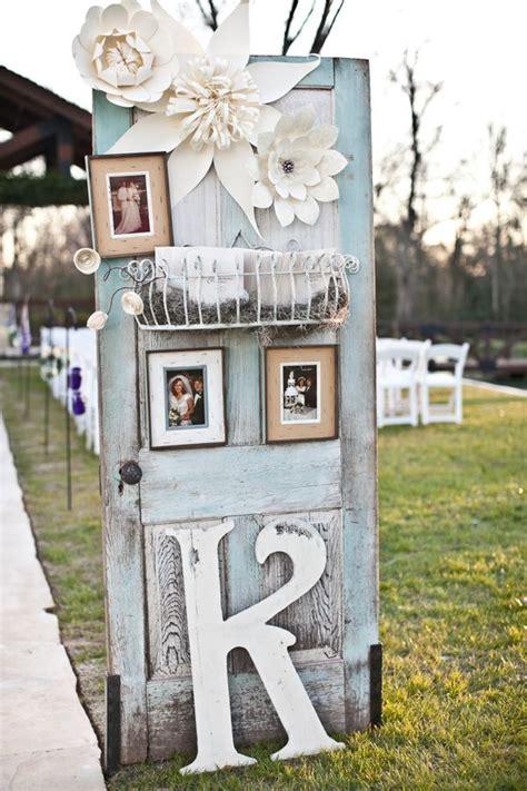 Wedding Ceremony Entrance by 26 Creative Diy Photo Display Wedding Decor Ideas Tulle