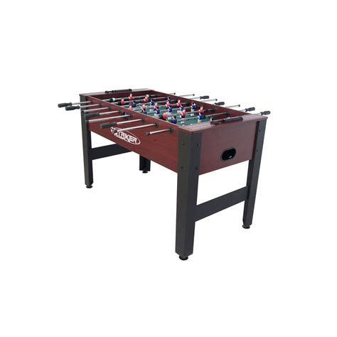 Classic Sports Foosball Table by Joola 56in Sport Squad Classic Foosball Table With Versa