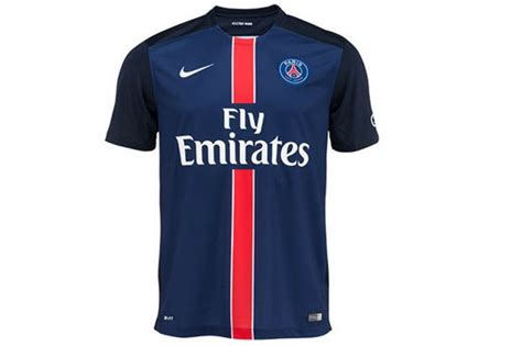 Football Boots Co Uk Giveaway - competition get your hands on a free paris st germain shirt daily star
