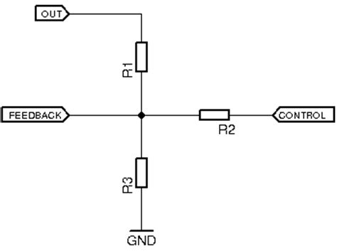 feedback resistor output voltage of dc dc converters fischl de