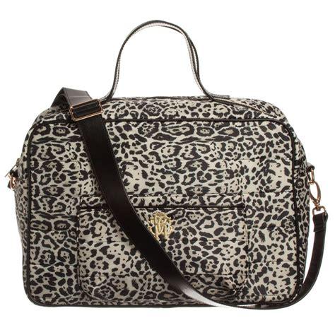 Roberto Cavalli Zebra Print Drawstring Bag Purses Designer Handbags And Reviews At The Purse Page by Roberto Cavalli Leopard Print Changing Bag 28cm