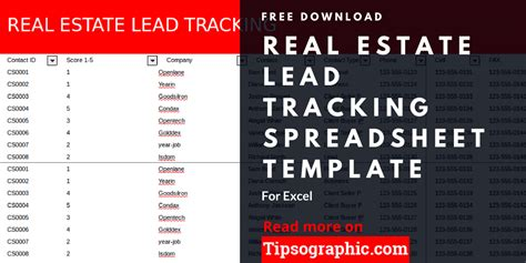 crm real estate lead tracking spreadsheet template excel real estate lead tracking spreadsheet