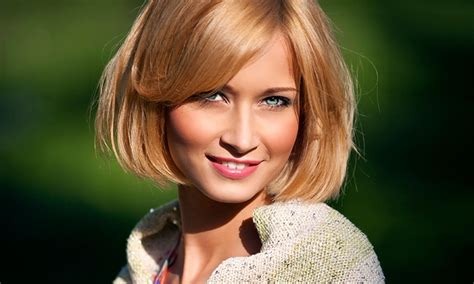 haircut deals newtown cut blow dry and other services f a b clinic hair