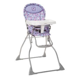 Cosco Folding High Chair by Cosco Slim Fold High Chair Marissa Baby Baby Feeding