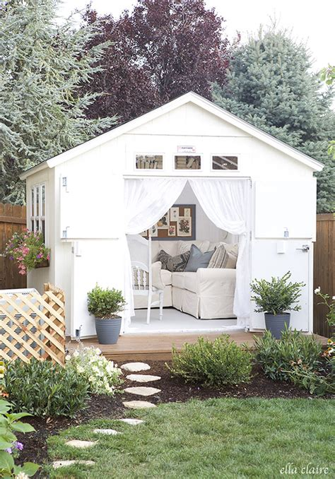 stylish  sheds   relaxing womens version