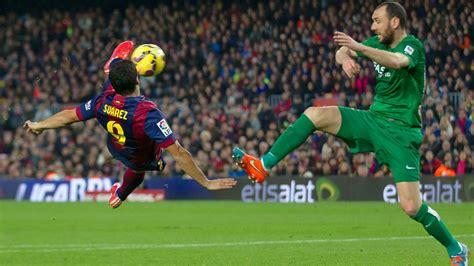 best goals photo galleries of fc barcelona s best goals of the year
