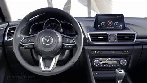 mazda  hatchback interior youtube