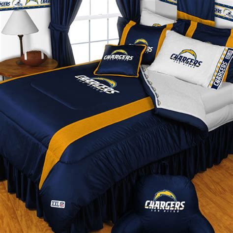 San Diego Chargers Bedding Sets This Item Is No Longer Available