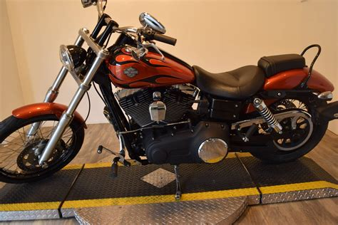 2011 Harley Davidson Glide Specs by 2011 Harley Davidson Dyna Wide Glide For Sale Wauconda Il