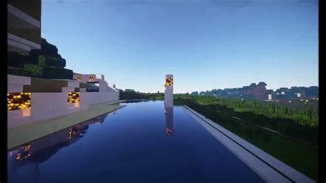 minecraft luxus haus let 180 s show minecraft luxus haus mit pool 04