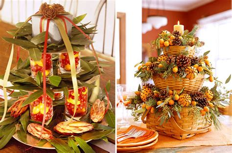 Thanksgiving Decorations Pictures by 60 Cool Thanksgiving Decorating Ideas Digsdigs