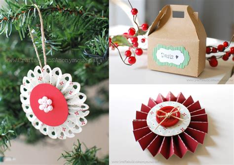 How To Make Ornaments Out Of Paper - a few favorite paper ornaments