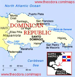 5 themes of geography dominican republic maps of dominican republic republica dominicana flags