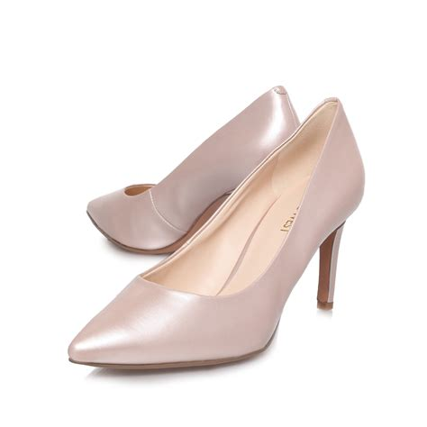 nine west charly23 in pink lyst