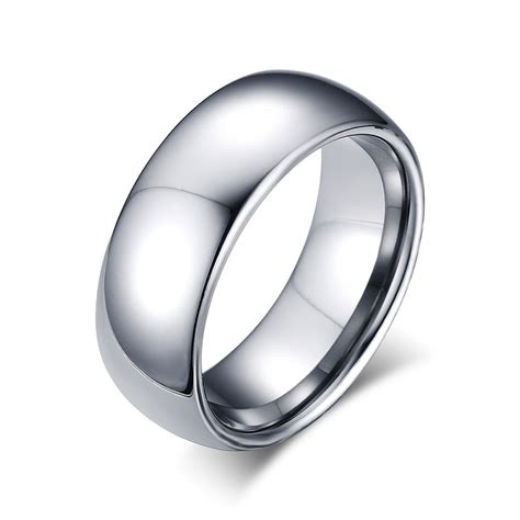 aliexpress buy silver ring quality steel