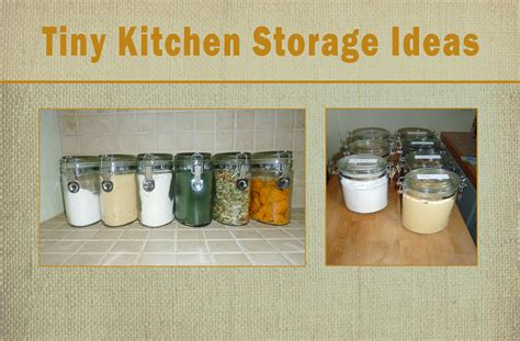 tiny kitchen storage ideas maximize small spaces