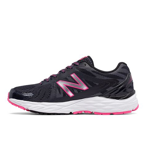 womens stability running shoes reviews womens new balance 680 tech ride runner gray pink