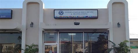 Driver License Office Miami by About Our Company The International Driver S Document