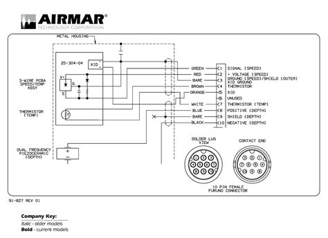 depth transducer wiring diagram 3 wire pressure sensor
