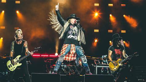 Guns N' Roses Announce 2017 Australian Stadium Tour