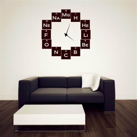 Wall Stiker Uk 60x90 Wall Sticker Dinding 2 Ikan Duyung Stiker Dinding chemistry geeks wall sticker clock background wall stickers store uk shop with wall stickers