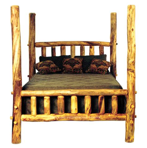 Bedroom Great Ideas For Bedroom Decoration With Walnut High Post Bed Frame