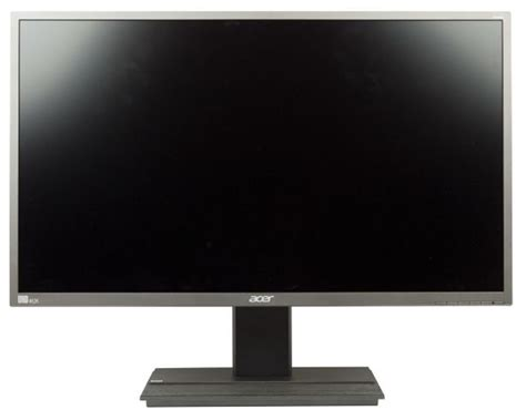review 32 inch 4k ips monitor acer b326hk many points for money hardware boom