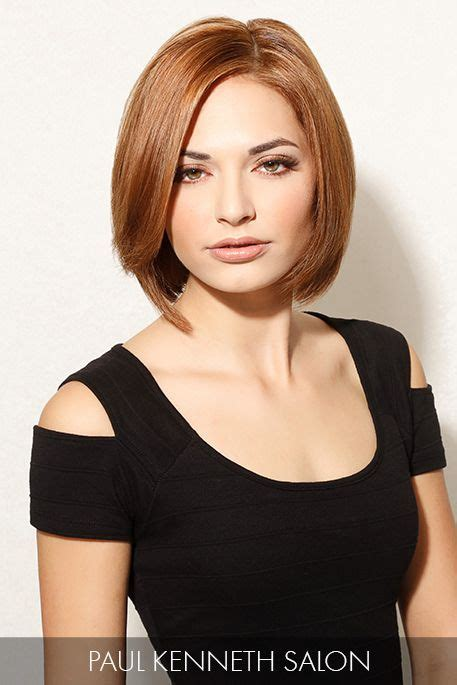 short wedge haircuts with middle part 17 best images about hair on pinterest short wedge
