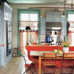 colorful kitchens 6 tips to using coral in the kitchen