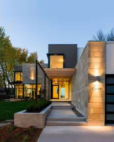 Contemporary Architecture Homes by World Of Architecture 30 Modern Entrance Design Ideas For