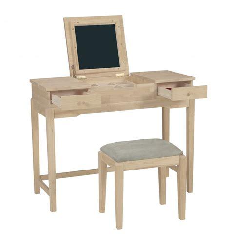 vanity  flip  mirror wood  furniture anderson sc