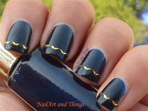 Striping Nailart nailart and things striping nail