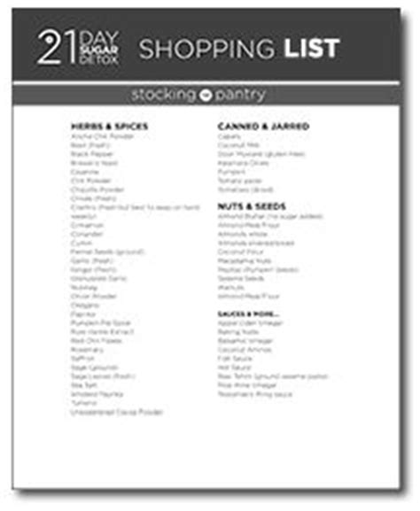 21 Day Sugar Detox Shopping List by Pin By Carrie Larsh On 21 Dsd