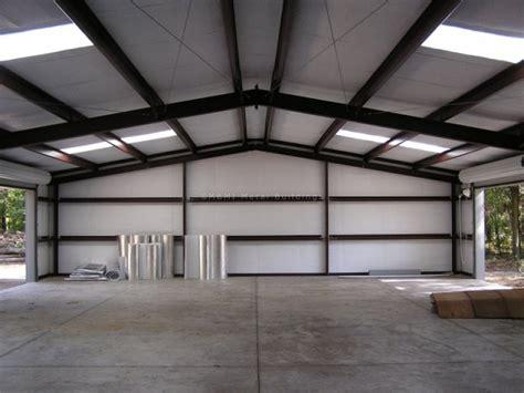 Rv Storage Building Plans by Metal Building In Brooksville Fl Customer Testimonial
