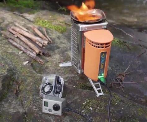 Kompor Portable Dua Fungsi kompor portable yang bisa buat charging hape tertarik
