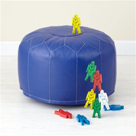 kids pouf ottoman playroom furnishings cool baby and kids stuff