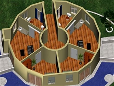 Superior African House Designs #10: 3d-floor1.jpg