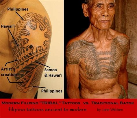 1000 images about filipino tattoos ancient to modern by