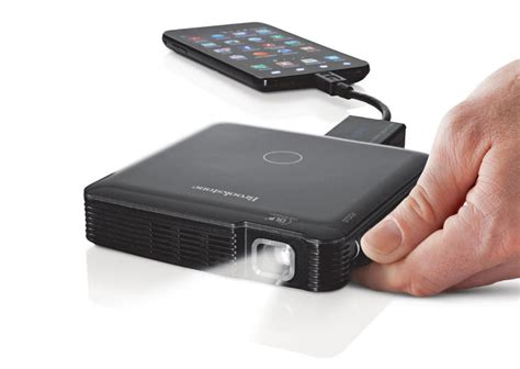 Proyektor Hdmi 1080p hdmi pocket projector the green