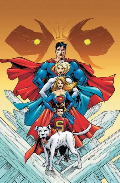 Family 01 Superman superman family team comic vine