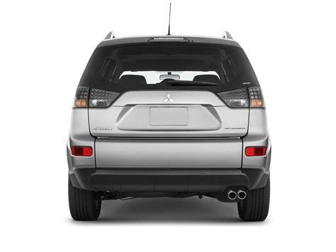mitsubishi outlander 2009 mpg 2009 mitsubishi outlander reviews and rating motor trend