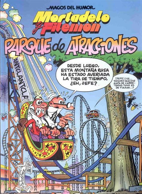 libro mortadelo y filemn parque la pagina no oficial de mortadelo y filemon