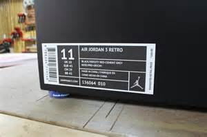 Nike Shoe Box Label Template by Build A Nike Shoe Box For Storage Workshop Addict