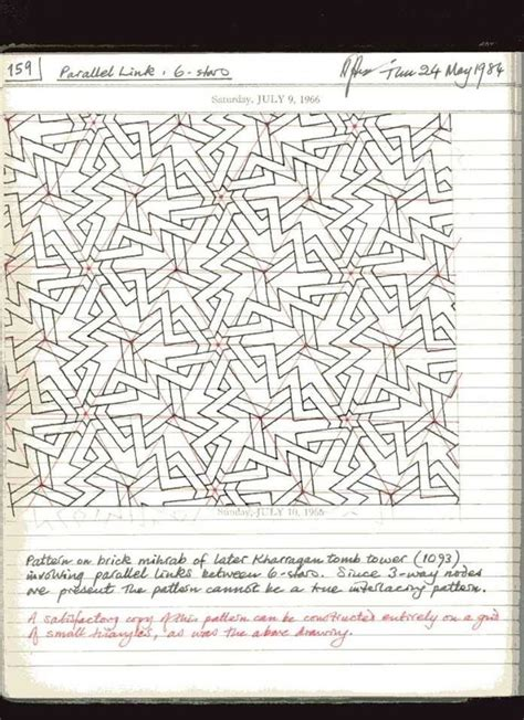 islamic pattern hankin s method attractor page 105 of 191 notes of islamic star patterns by a j