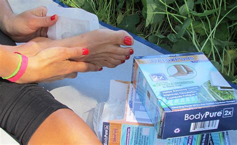 Does Foot Detox Work by Pictures Do Detox Foot Patches Really Work Detox Foot