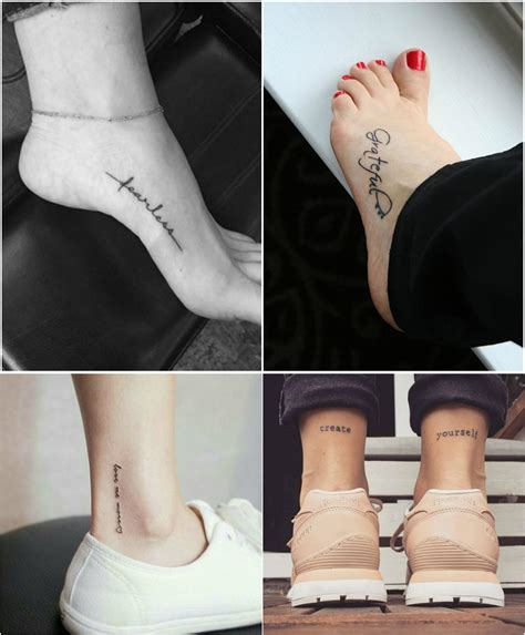 cute ankle tattoos express yourself with and adorable ankle