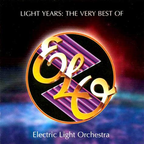 electric light orchestra the electric light orchestra electric light orchestra light years the very best of