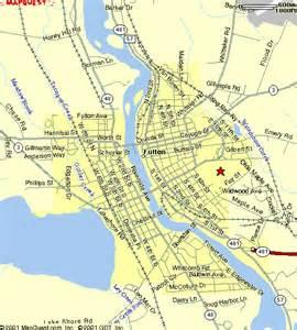 fulton map maps