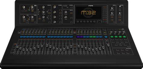 Mixer Midas M32 midas m32 40 ch digital mixing console ebay